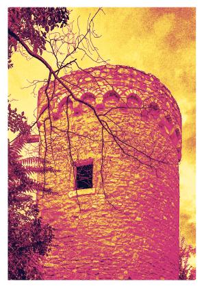 Hexenturm Weinheim