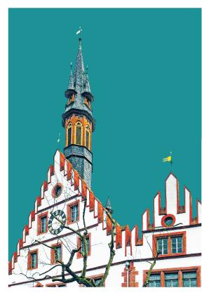 Altes Rathaus Weinheim, Glockenturm