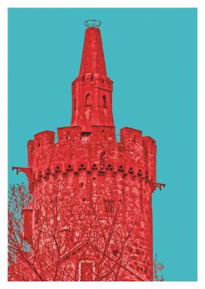 Roter Turm Weinheim